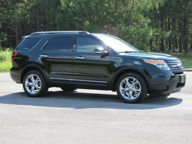 used 2013 Ford Explorer car, priced at $19,965