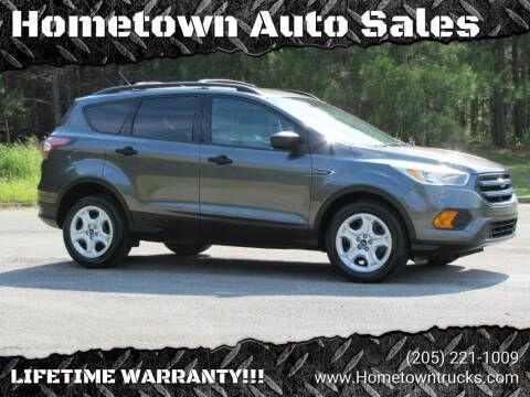 used 2017 Ford Escape car, priced at $14,985