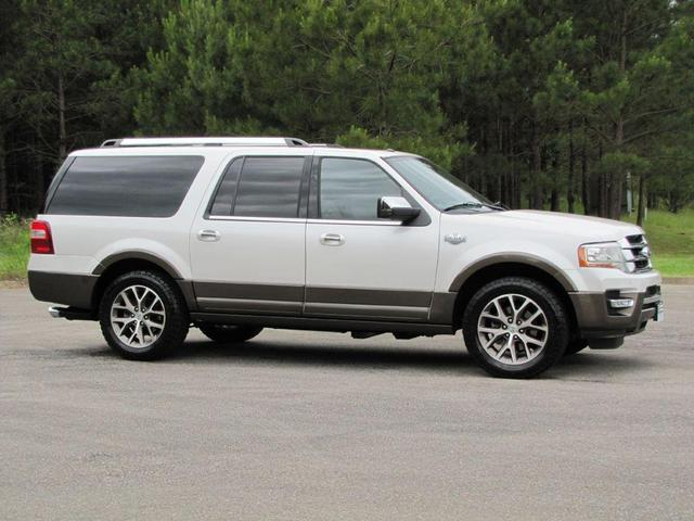 used 2016 Ford Expedition EL car, priced at $31,985