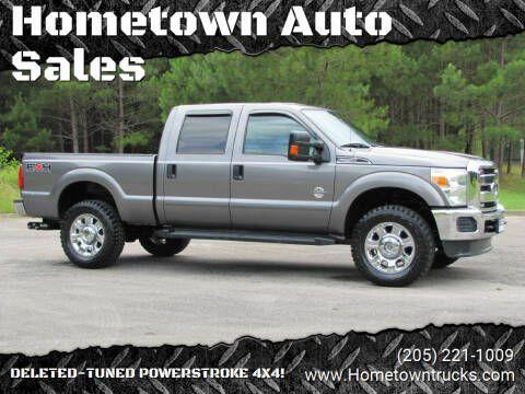 used 2011 Ford F-250 car, priced at $29,985