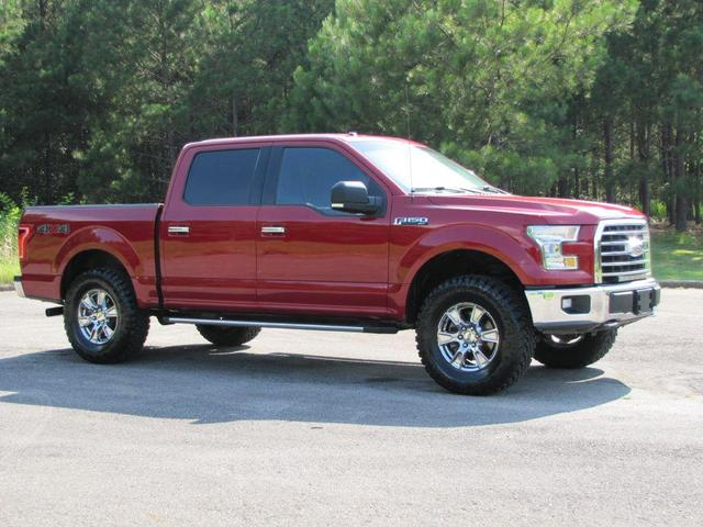 used 2015 Ford F-150 car, priced at $33,985