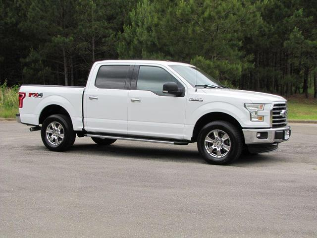 used 2016 Ford F-150 car, priced at $27,985