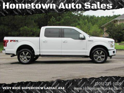 used 2015 Ford F-150 car, priced at $29,985