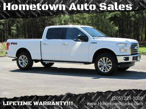 used 2017 Ford F-150 car, priced at $34,965