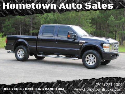 used 2008 Ford F-250 car, priced at $21,985