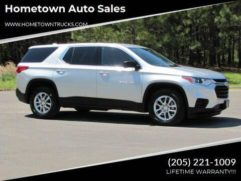 used 2018 Chevrolet Traverse car, priced at $27,965