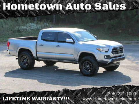 used 2018 Toyota Tacoma car, priced at $33,565