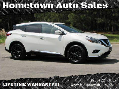 used 2018 Nissan Murano car, priced at $28,965