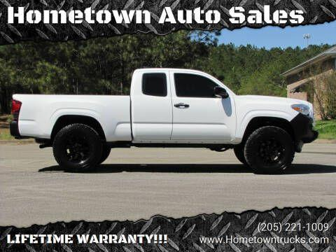 used 2018 Toyota Tacoma car, priced at $27,965