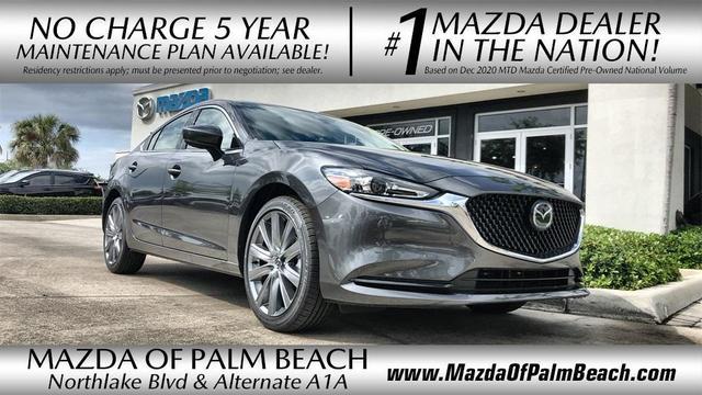 new 2021 Mazda Mazda6 car, priced at $25,797