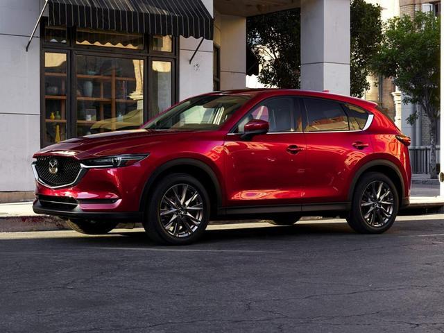 new 2021 Mazda CX-5 car, priced at $28,619