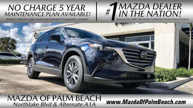 new 2021 Mazda CX-9 car, priced at $33,922
