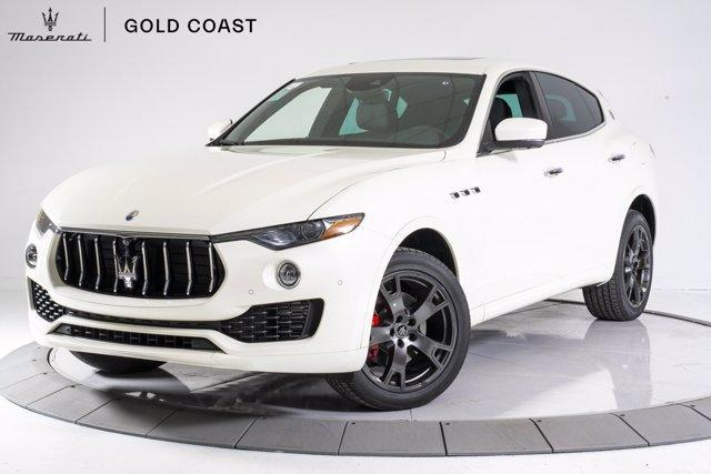 new 2021 Maserati Levante car, priced at $90,685