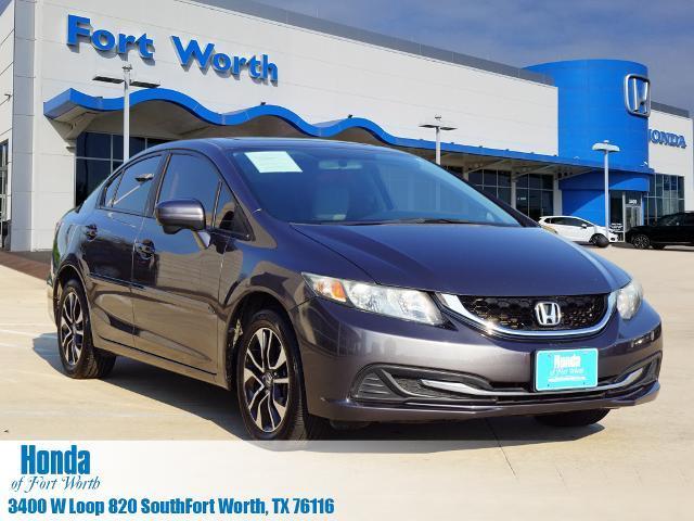 used 2014 Honda Civic car, priced at $14,750