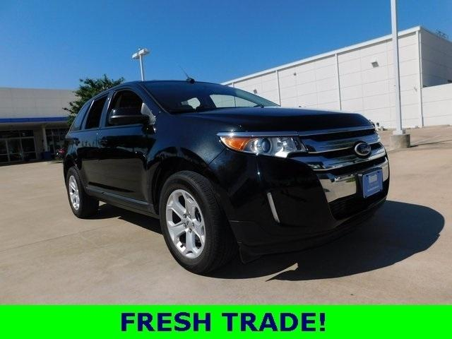 used 2013 Ford Edge car, priced at $13,900