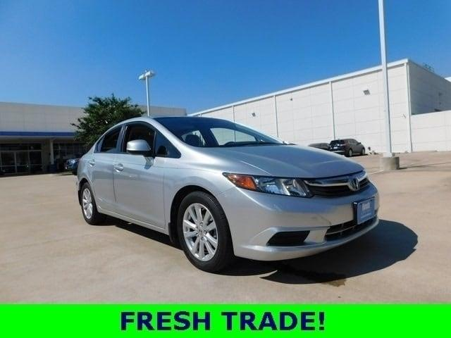 used 2012 Honda Civic car, priced at $11,350