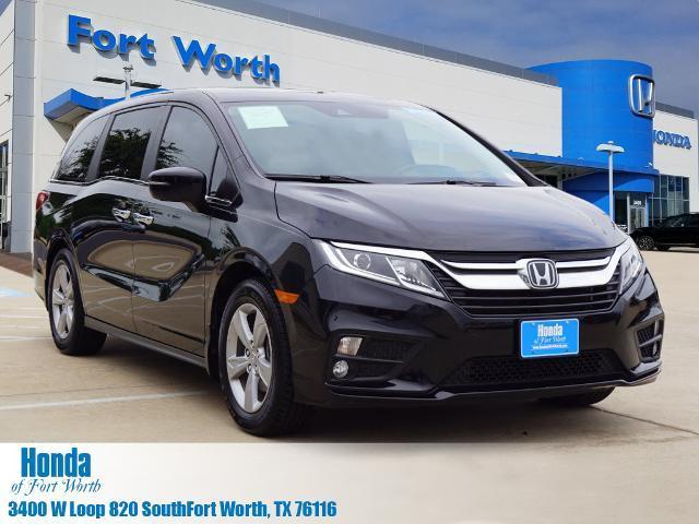 used 2019 Honda Odyssey car, priced at $34,300