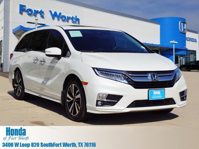 used 2019 Honda Odyssey car, priced at $42,800