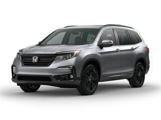 new 2021 Honda Pilot car