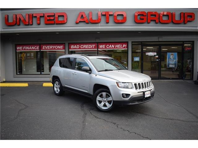 used 2014 Jeep Compass car, priced at $10,995