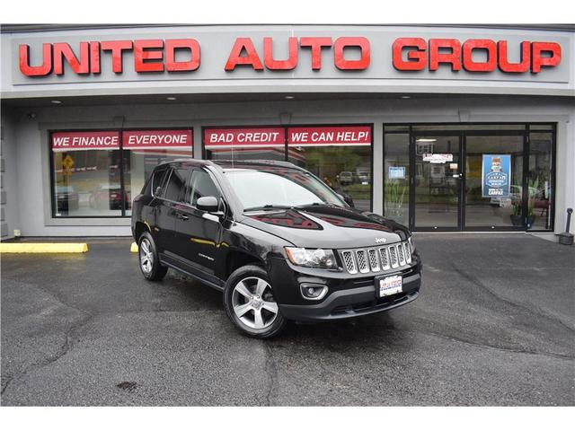 used 2016 Jeep Compass car, priced at $16,995