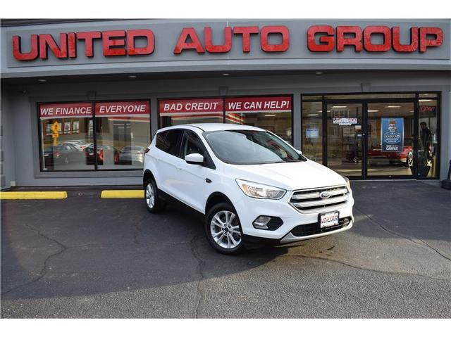 used 2017 Ford Escape car, priced at $15,495