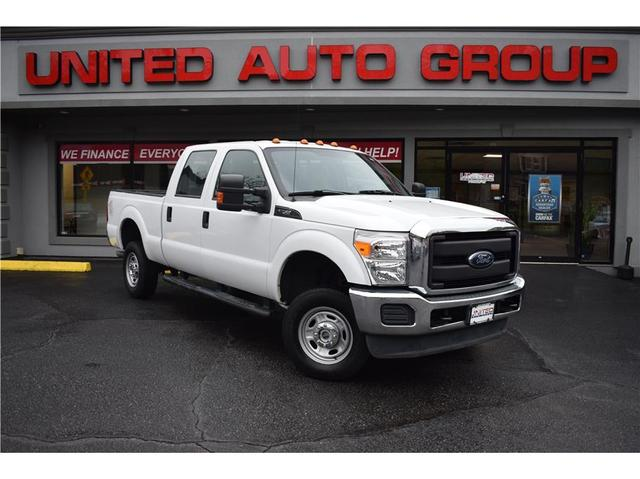 used 2016 Ford F-250 car, priced at $32,495