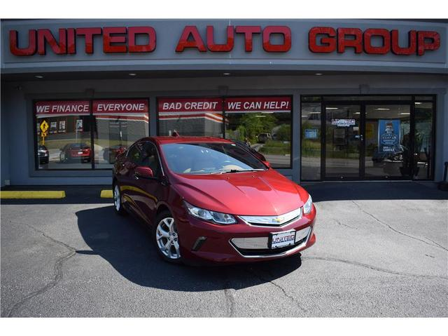 used 2017 Chevrolet Volt car, priced at $20,495