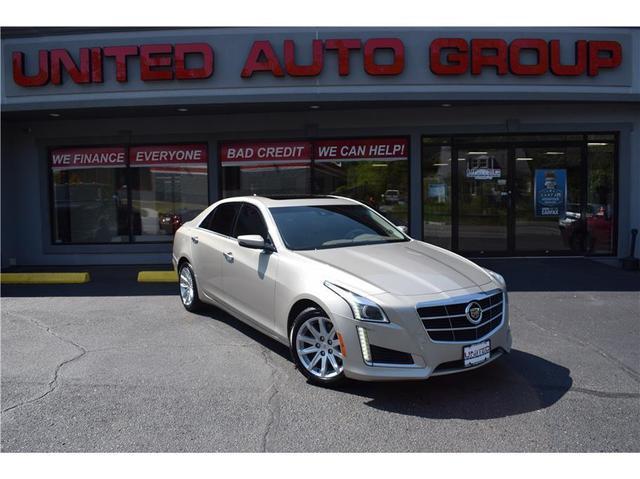 used 2014 Cadillac CTS car, priced at $15,995