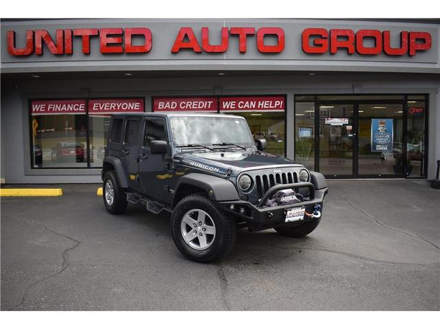 used 2007 Jeep Wrangler car, priced at $21,995