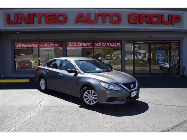 used 2017 Nissan Altima car, priced at $12,495