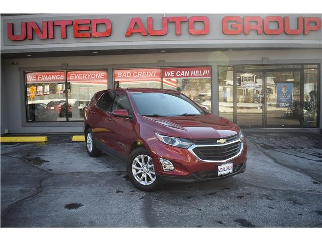 used 2018 Chevrolet Equinox car, priced at $20,883