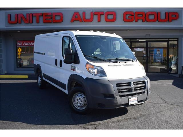 used 2018 Ram ProMaster 1500 car, priced at $22,995