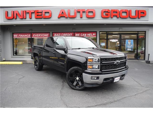 used 2015 Chevrolet Silverado 1500 car, priced at $27,995