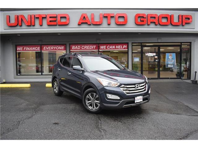 used 2016 Hyundai Santa Fe Sport car, priced at $14,495