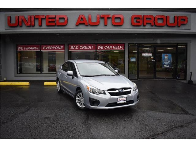 used 2014 Subaru Impreza car, priced at $10,495