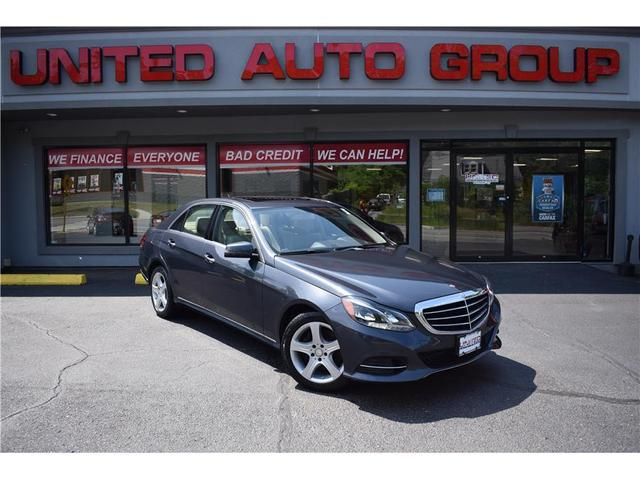 used 2015 Mercedes-Benz E-Class car, priced at $20,995