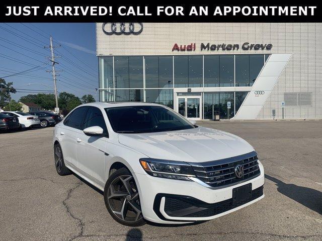used 2020 Volkswagen Passat car, priced at $25,995