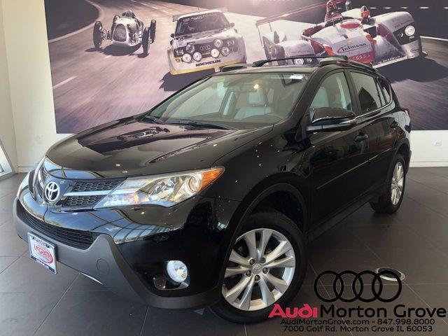 used 2015 Toyota RAV4 car, priced at $20,999