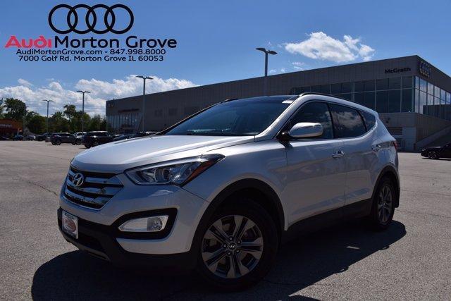 used 2014 Hyundai Santa Fe Sport car, priced at $16,999