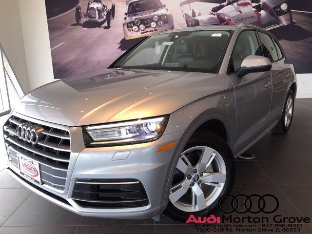 used 2018 Audi Q5 car, priced at $27,995