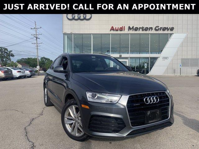 used 2018 Audi Q3 car, priced at $28,599