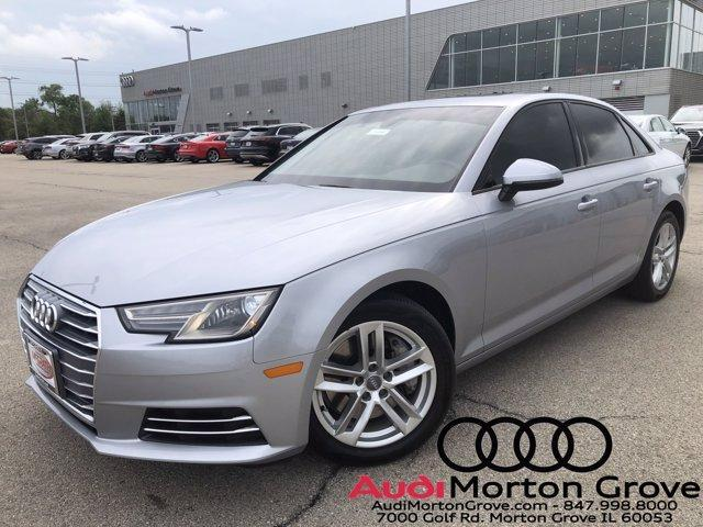 used 2017 Audi A4 car, priced at $25,995