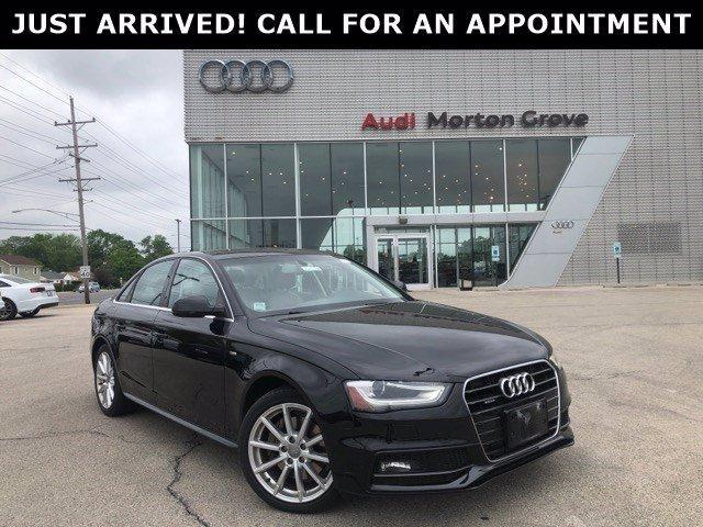 used 2014 Audi A4 car, priced at $17,999