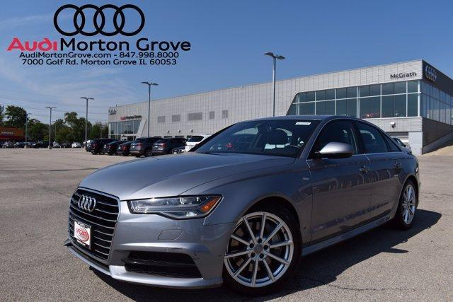 used 2017 Audi A6 car, priced at $28,995