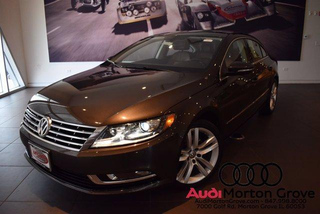 used 2015 Volkswagen CC car, priced at $16,995