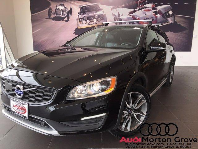 used 2017 Volvo V60 Cross Country car, priced at $29,995