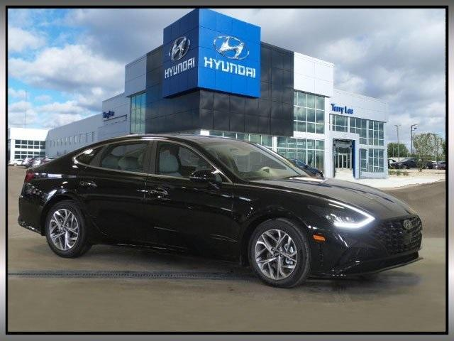 new 2021 Hyundai Sonata car, priced at $25,870
