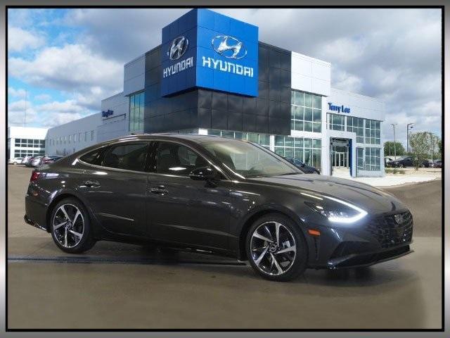 new 2021 Hyundai Sonata car, priced at $27,788