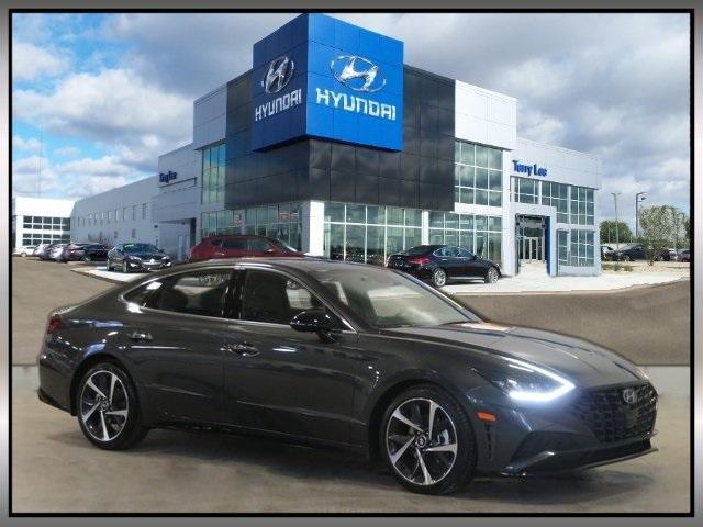 new 2021 Hyundai Sonata car, priced at $28,226